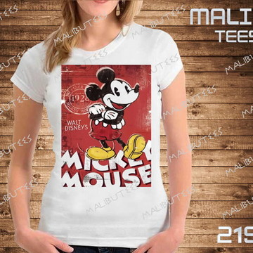 Baby Look Mickey Mouse Personagem