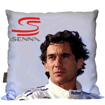 Almofada Ayrton Senna F1