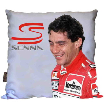 Almofada Ayrton Senna 2 F1