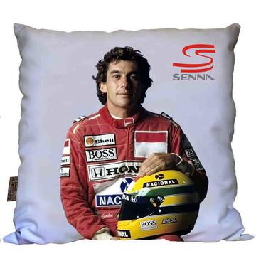 Almofada Ayrton Senna 4 F1