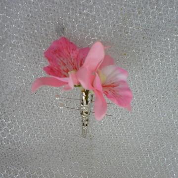 Flor de Lapela - Orquídeas
