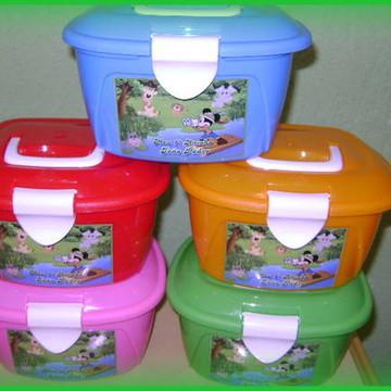 Mini Box - Lembrancinha Infantil