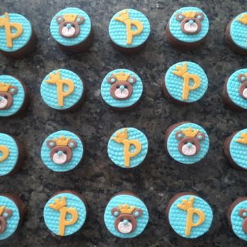 Cupcakes - Ursinho (Chá de Bebê)