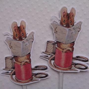 Topper Peter Rabbit - RATO