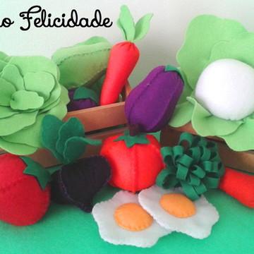 Kit Verduras & Legumes