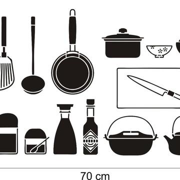 Adesivo de cozinha