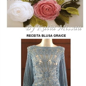 Receita Blusa Graice - PDF