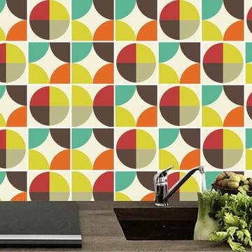 Adesivo Azulejos cozinha decorativo M06