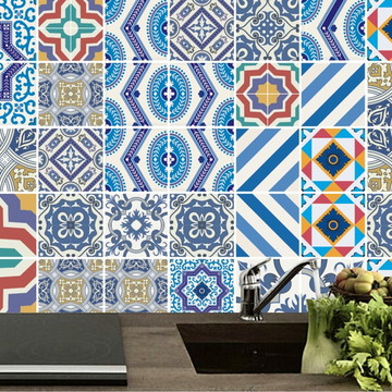 Adesivo Azulejos Cozinha Decorativo M07