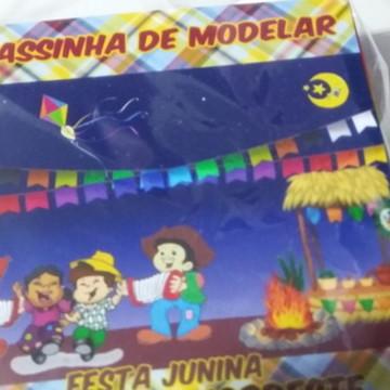 MASSINHA DE MODELAR PERSONALIZADA