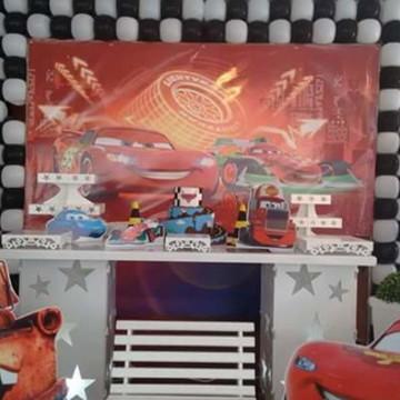 Painel Carros para decoração