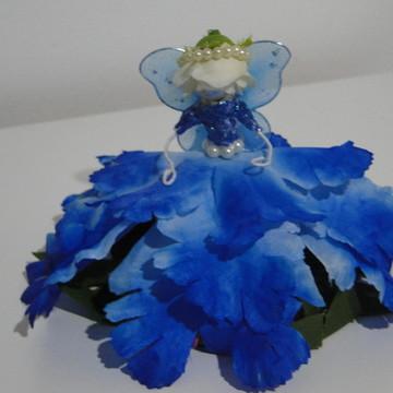 Fadinha Jasmine - Cor Azul
