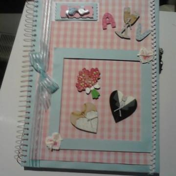 Caderno de Noiva