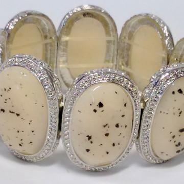 Bracelete Chaton Branco