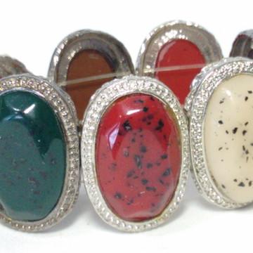 Bracelete Chaton Colorido