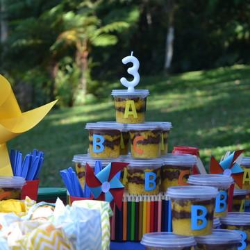 Kit Festa Infantil - ABC