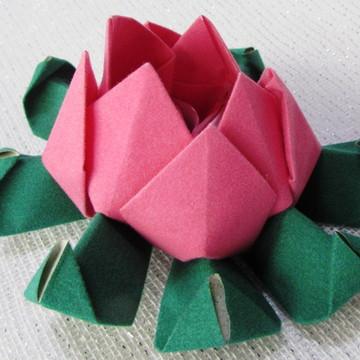Forminha Flor de Lótus