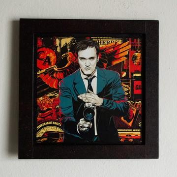 Quadro mdf Tarantino