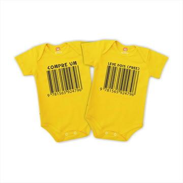 Kit Gêmeos Código de Barras