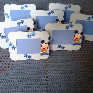 porta fotos baby Mickey