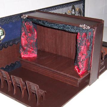 Roombox Teatro e Camarim