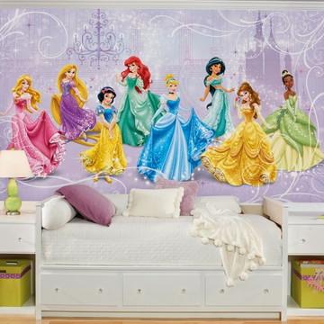 l Adesivo de parede Princesas