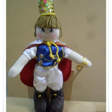 Boneco Rei Arthur