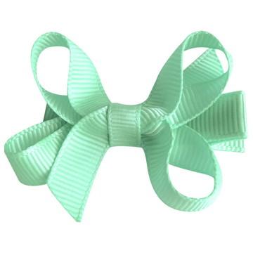 Laço Aline Verde Bebê