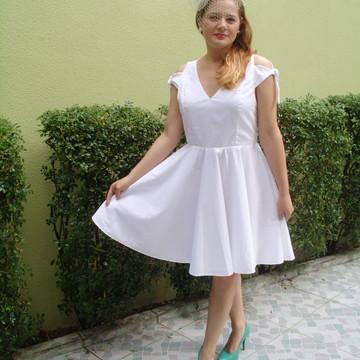 Vestido Retrô Kate