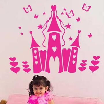 Adesivos Princesas decorativo