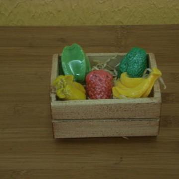 Caixotes de frutas