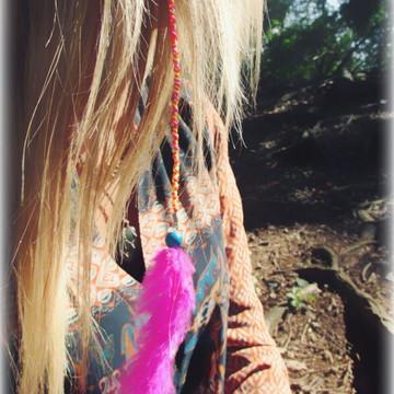 Tererê Hippie com Pena