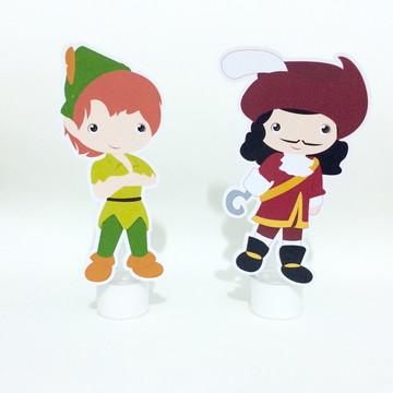 Tubete - Peter Pan e Gancho