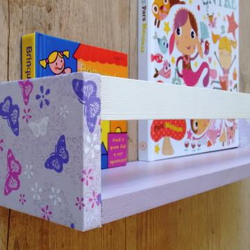 Prateleiras Infantis- Livros e Objetos