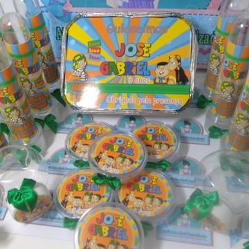 Kit Festa Infantil Chaves 1