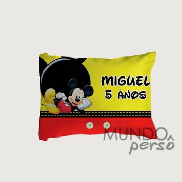 Almofada Mickey 15cm x 20cm