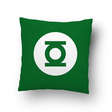 Capa de Almofada Herói Lanterna Verde