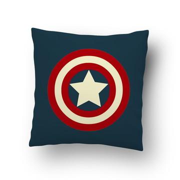 Capa de Almofada Herói Capitão América