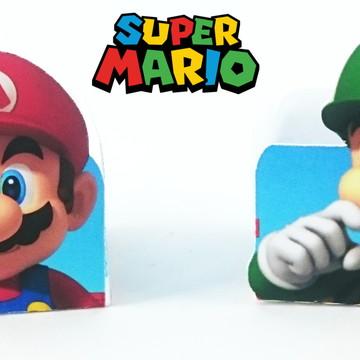 Forminha Doces - Super Mario