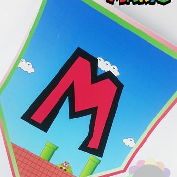 Bandeirola - Super Mario