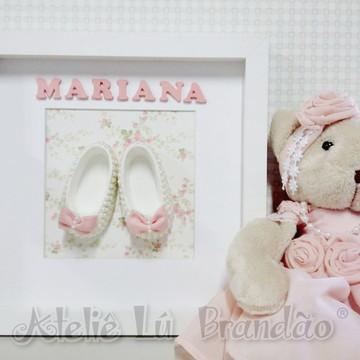 Kit Decoração Ursinha Mariana