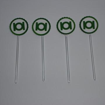 Topper Lanterna Verde