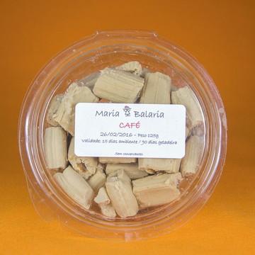 Balas de Coco Recheadas - Café