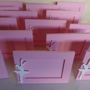 Porta Retratos Bailarinas