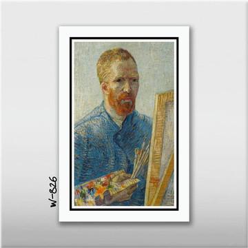 Quadro Van Gogh Pintores Famosos Decoracao Quarto Sala