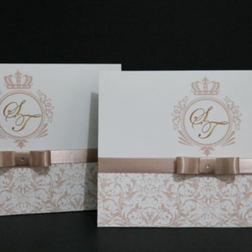 Convite Convite para Casamento (Modelo Duda)