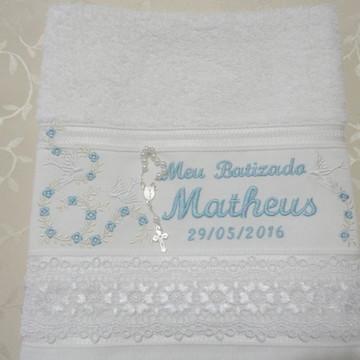 Toalha Batismo