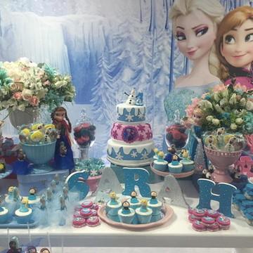 Frozen by Romaneiro Festas e Eventos