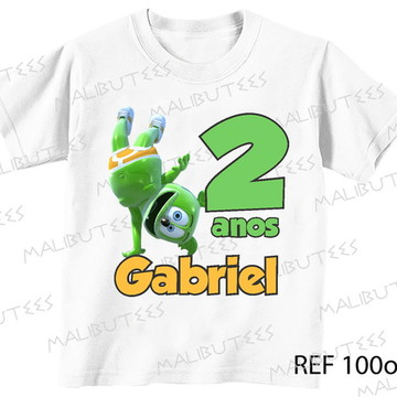 be97aee7fce10 Camiseta Gummy bear com 5 REF00 no Elo7