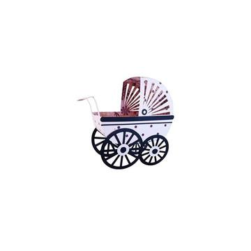 Festa chá de bebê- Carrinho